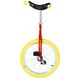 QU-AX Luxus Unicycle red